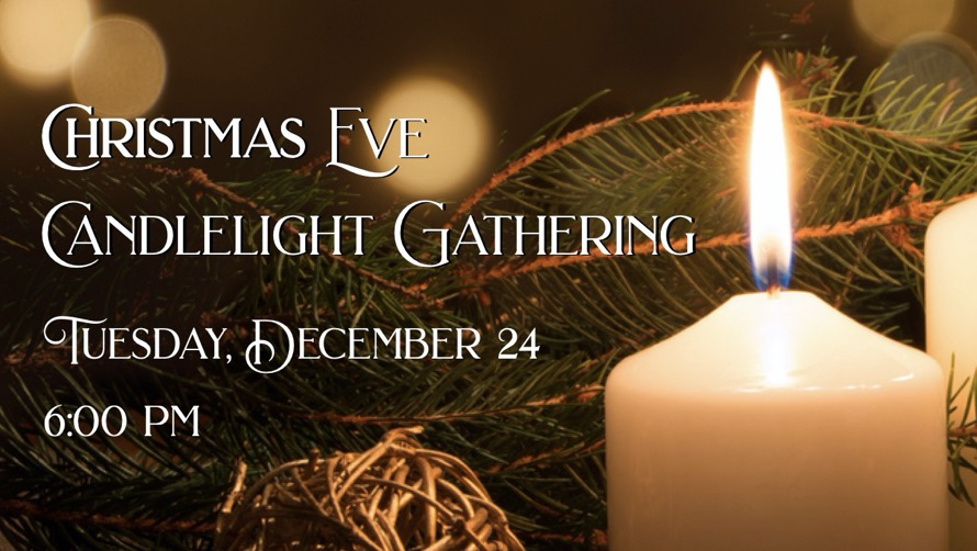 Candlelight Gathering 2019