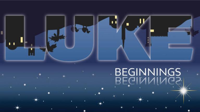 LUKE-Beginnings