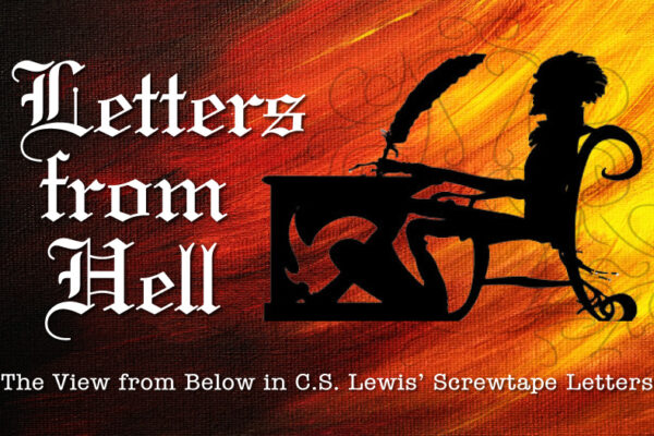 Letters from Hell series logo