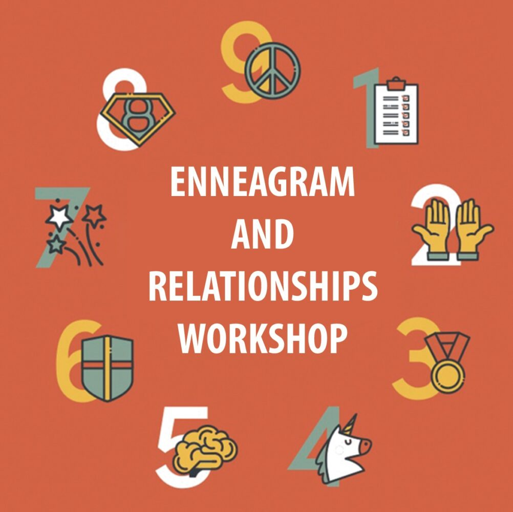 ENNEAGRAM AND RELATIONSHIPS GRAPHIC
