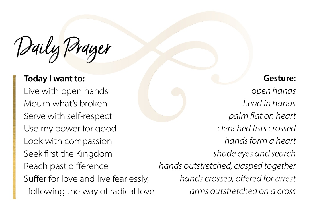 daily prayer - blessed series